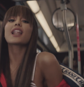 Listen to teaser of Ariana Grande, Miley Cyrus and Lana Del Rey Collab