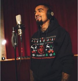 Intl. Soccer Player Kevin Prince Boateng to release Maiden Music Project in 2018