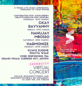 Justin Bieber's Creative Manager, Ckay, Chike, Mbosso and more for Soundcity Virtual Concert – Watch here.