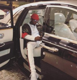 Diamond Platnumz arrested over 'indecent' pictures