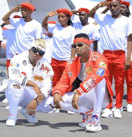Wamlambez by Sailors and Tetema by Diamond Platnumz Hits International Headlines After Ban