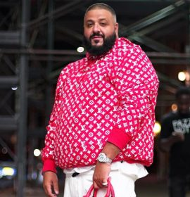 DJ Khaled to be a father for the second time