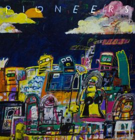 "Album we feelin' right now: DRB Lasgidi's ""Pioneers"" 