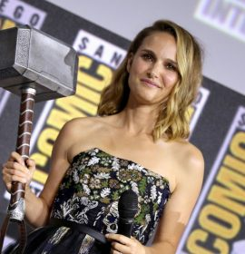 "Natalie Portman (Jane Foster) as Female Thor, Mahershala Ali to Star as ""Blade"" – all the Marvel's Phase 4 schedule"