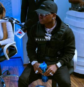 Harmonize Affirms Diamond is Proud of Him Despite Alleged Competition