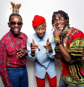 "Hart the Band releases new album ""Made in the Streets"" featuring Victoria Kimani"