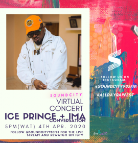 Ima and Ice Prince on 'Quarantine Tips,' Proud Daddy Moment and More | Conversations