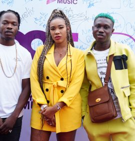 Watch Zlatan, IVD in viral 'Bolanle' music video