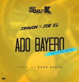 Listen to Jaywon and Joe El's refix of Shatta Wale's 'My Level'
