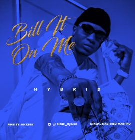 Hear it first! Listen to Hybrid's 'Bill it on me'