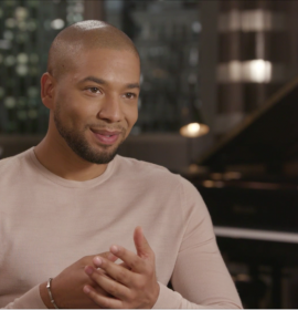 "Jussie Smollett staged the attack because he was ""dissatisfied with his salary."""