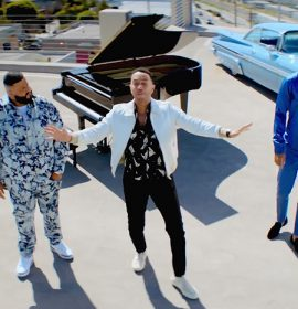 DJ Khaled teams up with Nipsey Hussle, John Legend for 'Higher' – Watch video