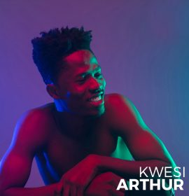 Listen to Kwesi Arthur's Turn on the Lights