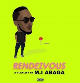 'Why I Had to Evolve' – M.I. Abaga Talks the Recording Process for 'Rendezvous'