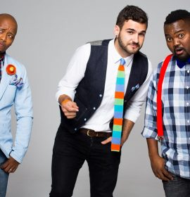 """South African Music Group, Mi Casa Releases Visual To Their New Single """"Nana"""""""