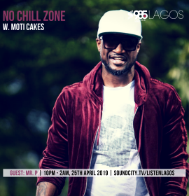 Mr. P (of the Defunct P-Square) on 'Yahoo Yahoo' and Songwriters' 'Entitlement Syndrome' | No Chill Zone