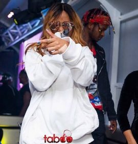 Nadia Nakai, Emtee and DJ Capital with the '40 Bars' – Watch video