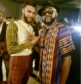 Do You Think Banky W Is All Jidenna Wishes To Be? #YankyBanky