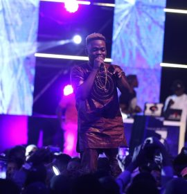 'I am still paying debts from the Olamide European tour'