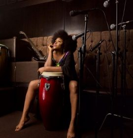 The Subliminal signal by Omawumi will sure wake fans of Yemi Alade | Photo