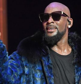 R.Kelly says he didn't have sex with Aaliyah's mother