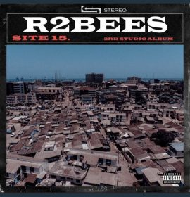 Stream: R2Bees' 'Site 15' album feat. King Promise, Wizkid and BurnaBoy