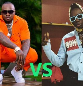 Khaligraph Jones vs Blaqbonez. Who brought more heat?