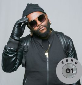 Sjava talks how he was featured on the Black Panther Soundtrack plus more with Ebro Beats1 Radio