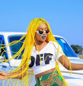 Spice Diana Set to Sign Ugandan Producer Daddy Andre