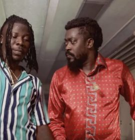 Stonebwoy tells how 'Shuga' song with Beenie Man happened