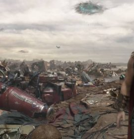 Thor: Ragnarok Trailer Introduces Valkyrie And The Revengers