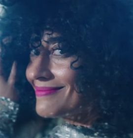 Tracee Ellis Ross tells how she ended up in Drake's 'Nice for What' video!