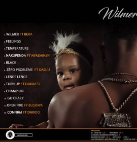 Stream: Patoranking's second studio album – 'Wilmer'