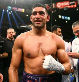 Khan: Mayweather Can't Outbox Me, I'll Cause Him Problems