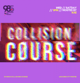 Ladi Poe and Dremo go Head-on on 'Collision Course' with Kae – Listen here