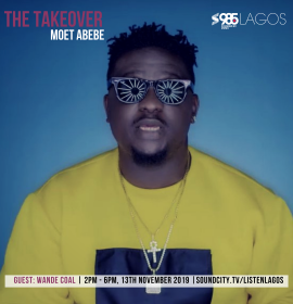 Wande Coal on Mo'Hits reunion, new 'Empire' deal, upcoming EP and more