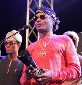 Video director HG2 recreates Wizkid's album art