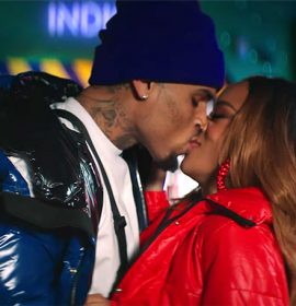 Chris Brown claps back at Wendy WIlliams.