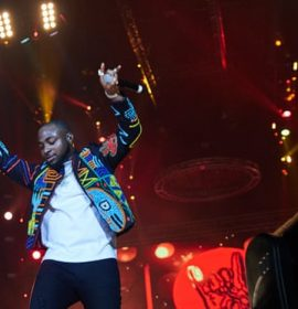 Davido almost sold out O2 Arena, plans 'America' next