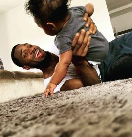 D'Banj celebrates his son's first birthday