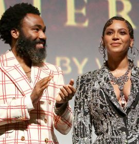 Watch Beyonce's Making The Gift Documentary