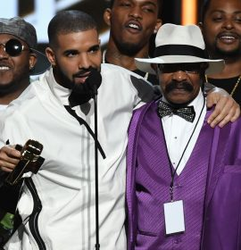 Drake's Dad Dennis Graham Defends R. Kelly & Jussie Smollet
