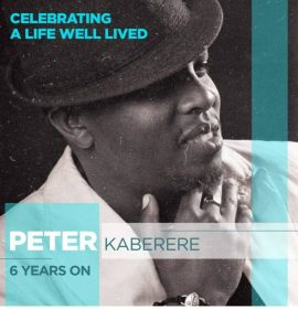 Celebrities pay tribute to the late Kaberere