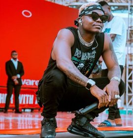 Harmonize releases visuals to 'Bedroom' off AfroEast Album