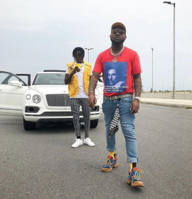 Idowest calls Davido the 'Jesus of our Time'!