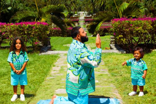 Celebrity DJ DJ Khaled is back again with a new album Khaled Khaled This star-studded 14-track album has a long list of celebrity features.