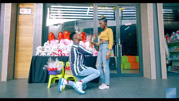 Watch Ghana's finest KiDi in 'Gyal Dem Sugar' music video