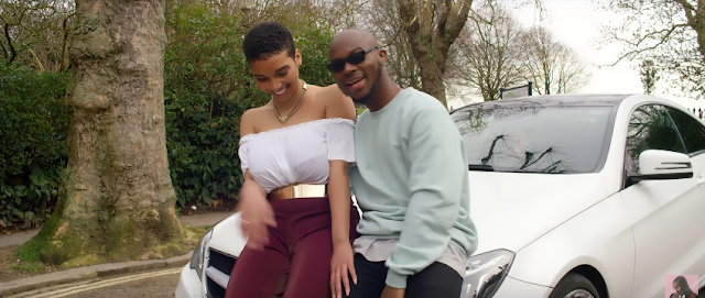 King Promise features the Legendary Kojo Antwi in 'Bra; – watch video.