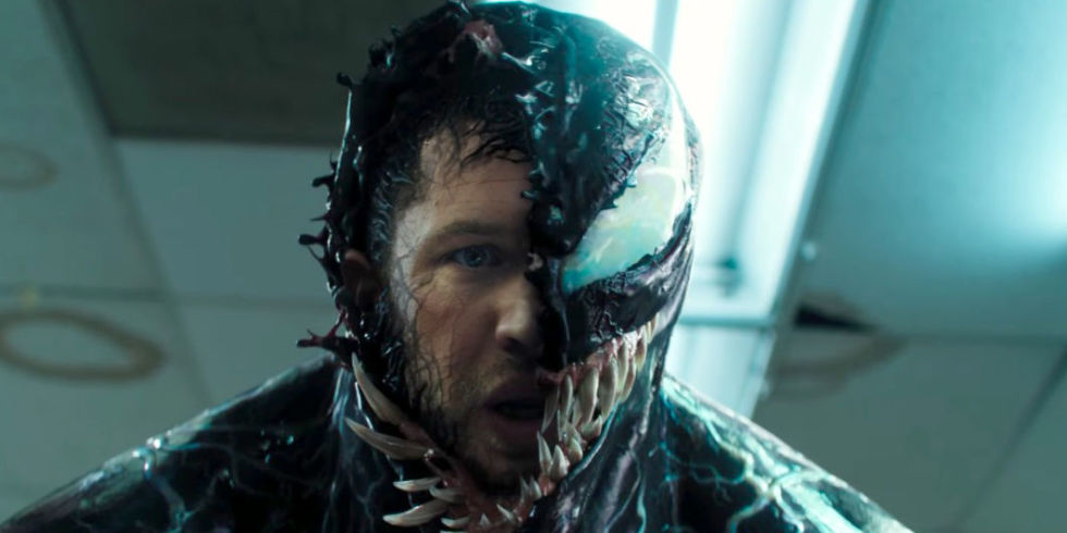 Tom Hardy brings most relatable comic book character Venom to the Big Screens