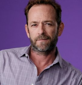Beverly Hills family therapist is Luke Perry's Fiance